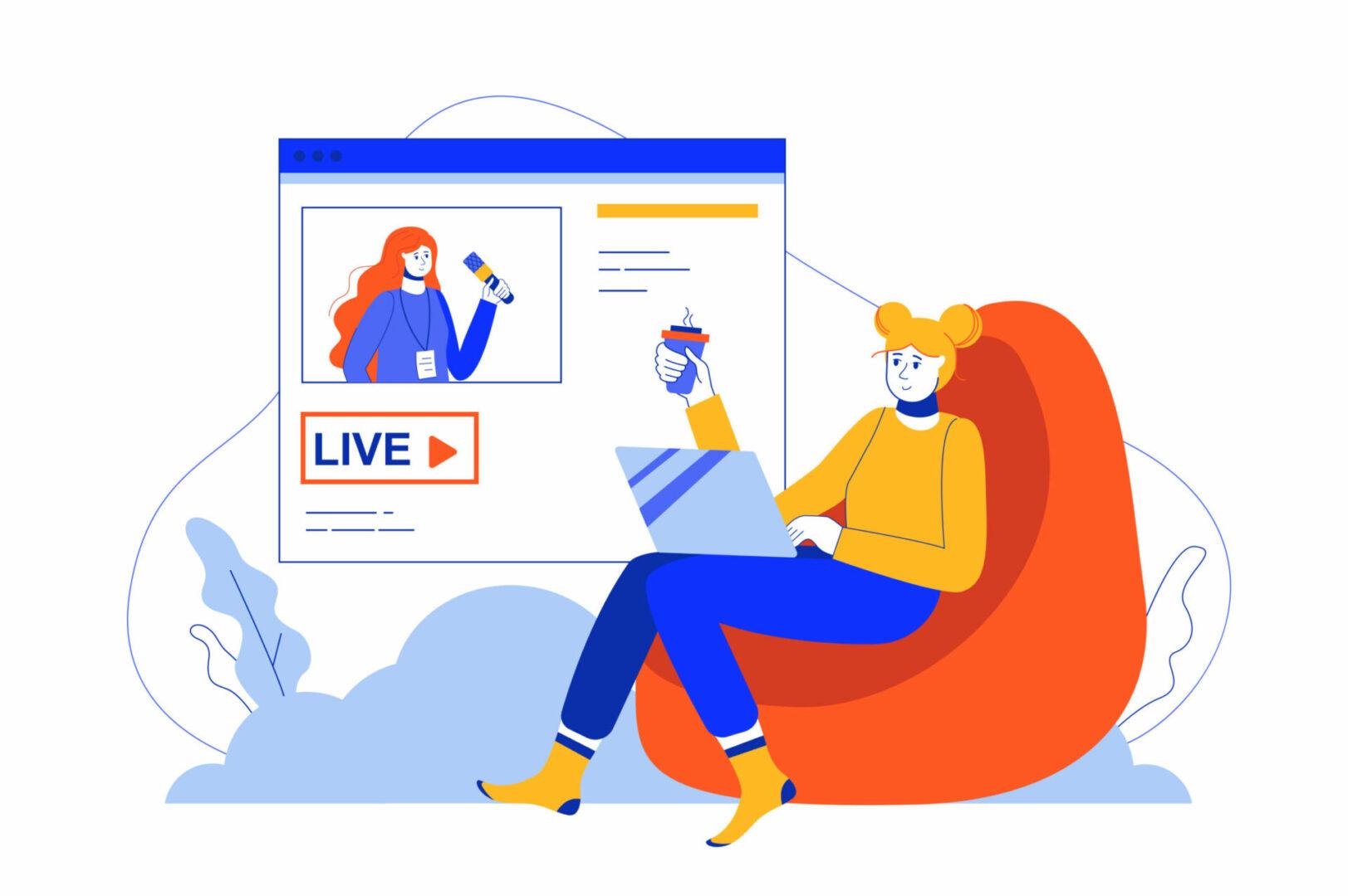 Agenda das Lives — Feirão Online #SegueOSonho Riva Incorporadora
