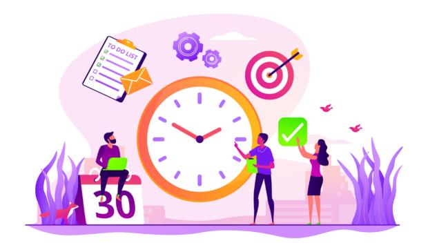 Como organizar a rotina diária e equilibrar trabalho e descanso? Riva Incorporadora