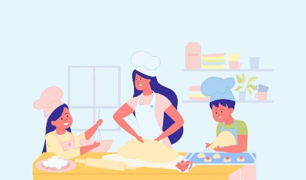 4 brincadeiras para pais e filhos se divertirem juntos em casa! Riva Incorporadora