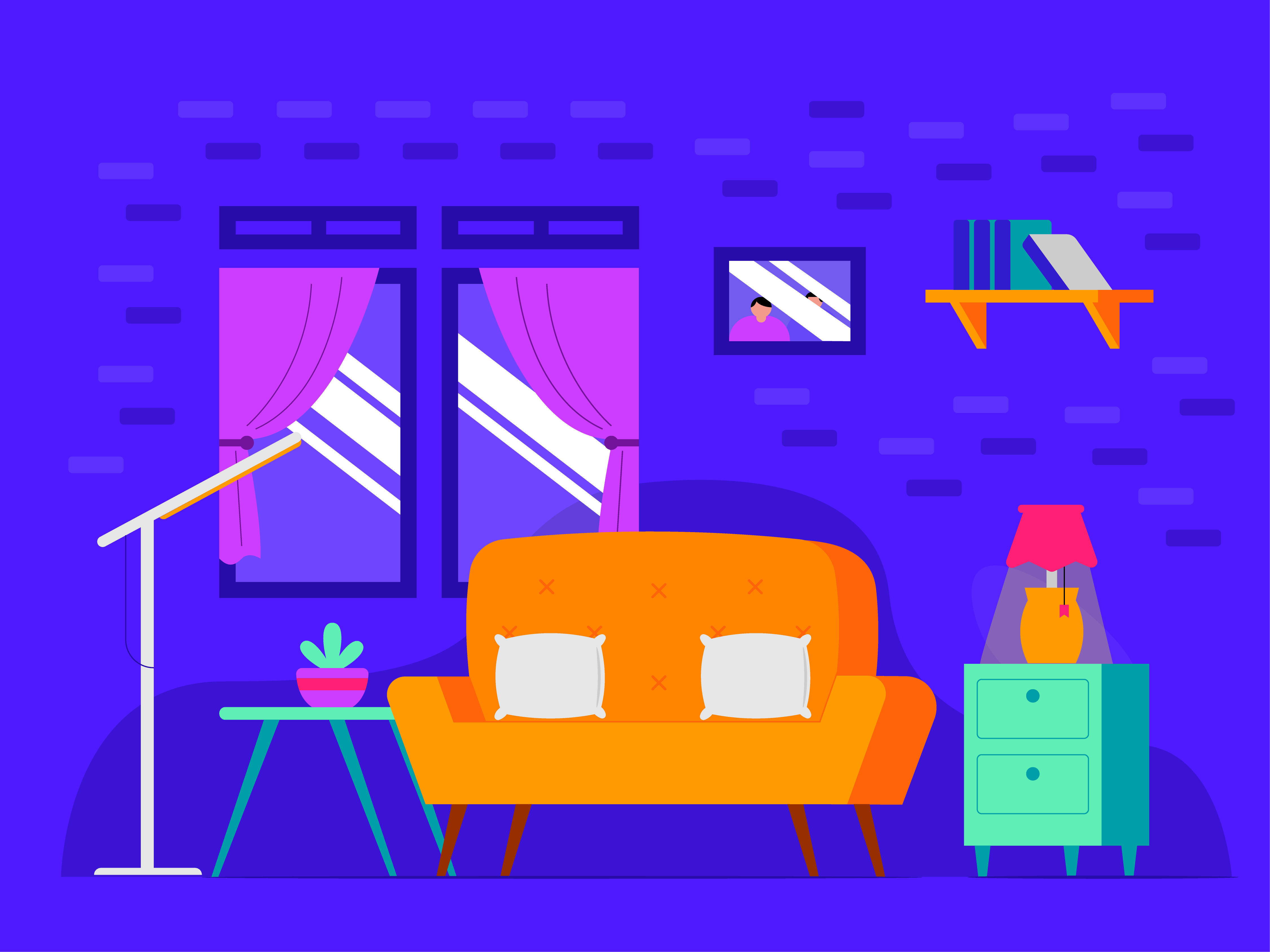 Decoração de apartamento pequeno: 5 dicas valiosas! Riva Incorporadora
