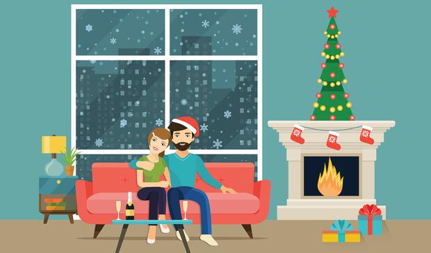Decoração de casa para o Natal: Veja Ideias incríveis Riva Incorporadora