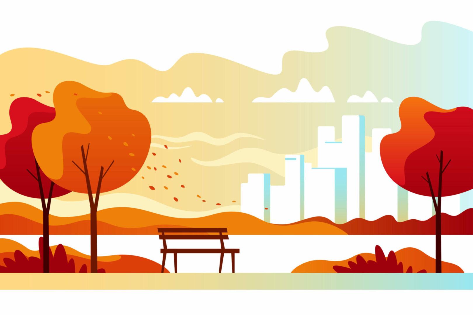 Decoração de outono: 5 dicas de criação! Riva Incorporadora